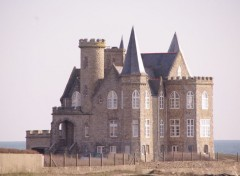 Constructions and architecture Château Turpault quiberon