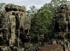 Trips : Asia Le temple de BAYON