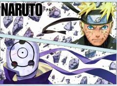 Manga Naruto Vs Tobi