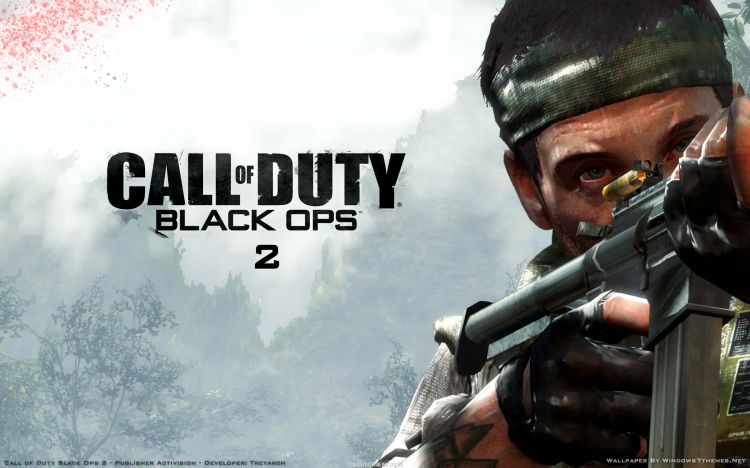 Wallpapers Video Games Call of Duty Black Ops 2 Call of duty : Black Ops 2