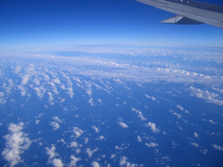 Wallpapers Nature Skies - Clouds Vue d'avion