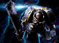 Video Games Space Marine