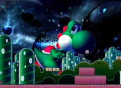 Video Games Yoshi