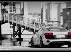Voitures Audi R8