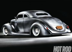 Cars ford custom (1936)