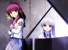 Manga Angel Beats