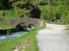 Voyages : Europe printemps dans les Pyrénées