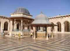 Trips : Asia La Grande Mosquée d'Alep