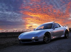 Voitures Mazda RX7 fd3s by Monstand