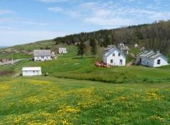 Trips : North America Paysage/Île Bonaventure en Gaspésie