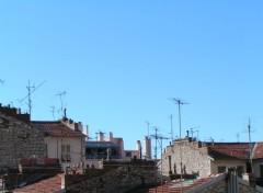 Constructions et architecture maison Niçoises