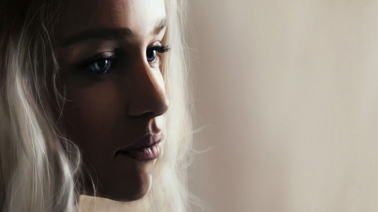 Fonds d'écran Séries TV Le Trône de Fer : Game Of Thrones  Daenerys Targaryen
