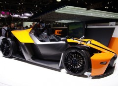 Voitures KTM Xbow Geneve 2008