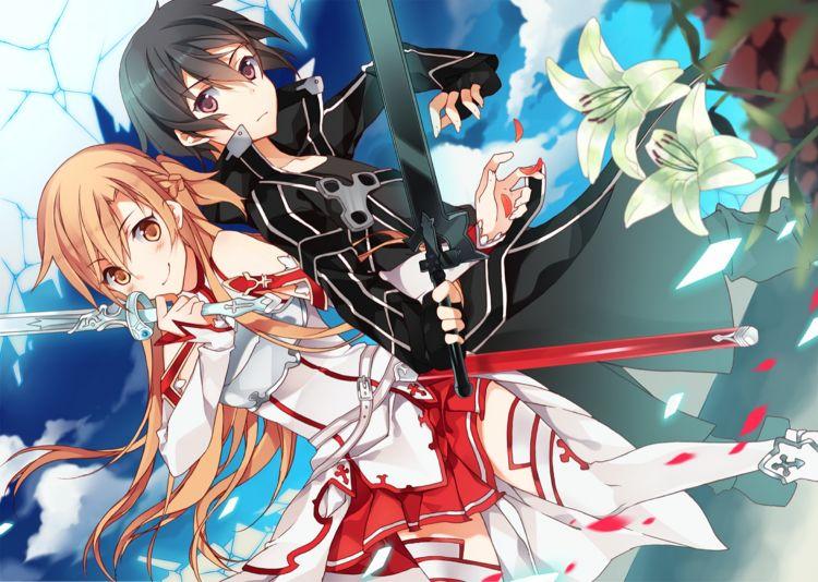 Fonds d'écran Manga Sword Art Online Wallpaper N°322869