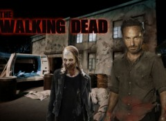 Séries TV walking dead