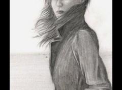 "Art - Crayon ""Nora"""