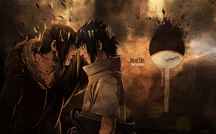 Fonds d'écran Manga Naruto Blood Ties