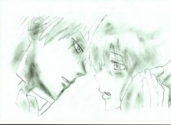 Art - Pencil Misa&Usui