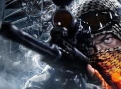 Video Games battlefield 3 sniper