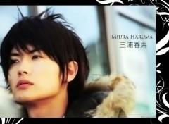 Célébrités Homme Miura Haruma