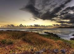 Nature Coucher de soleil - Réunion