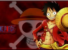 Manga Wallpaper Luffy