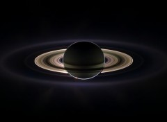 Space In Saturn's Shadow