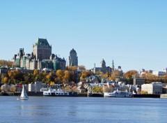 Voyages : Amérique du nord QUEBEC