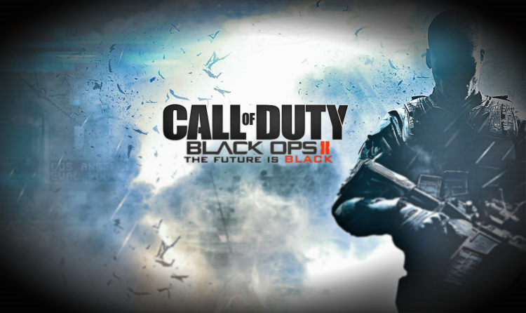 Fonds d'écran Jeux Vidéo Call of Duty Black Ops 2 Call Of Duty BO2