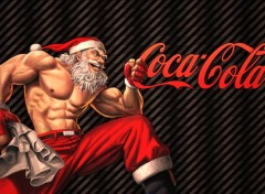 Brands - Advertising Coca Cola Christmass Theme