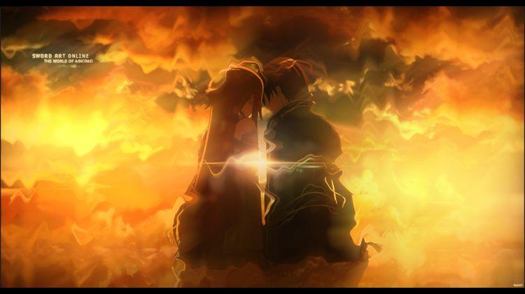Fonds d'écran Manga Sword Art Online Sword Art Online - The World of Aincrad