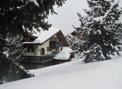 Constructions and architecture Courchevel