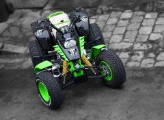 Motos Quad refait a neuf monster