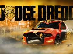 Dessins Animés Judge Dredd