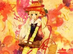 Manga Witch flower's