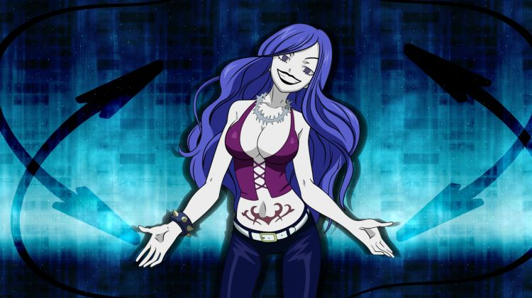 Fonds d'écran Manga Fairy Tail Juvia Lockser
