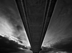 Constructions et architecture Route menaçante