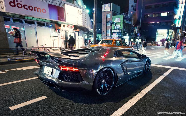 Fonds d'écran Voitures Lamborghini lamborghini aventador