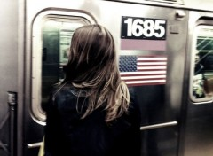 Trips : North America Waiting metro