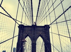 Trips : North America Brooklyn Bridge