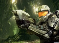 Video Games Master Chief