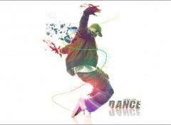 Digital Art Break The Dance