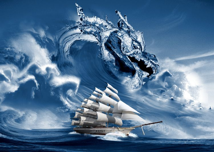 Wallpapers Fantasy and Science Fiction Pirates Wallpaper N°332921