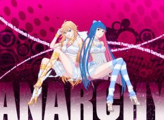 Manga Panty & Stocking With Garterbelt