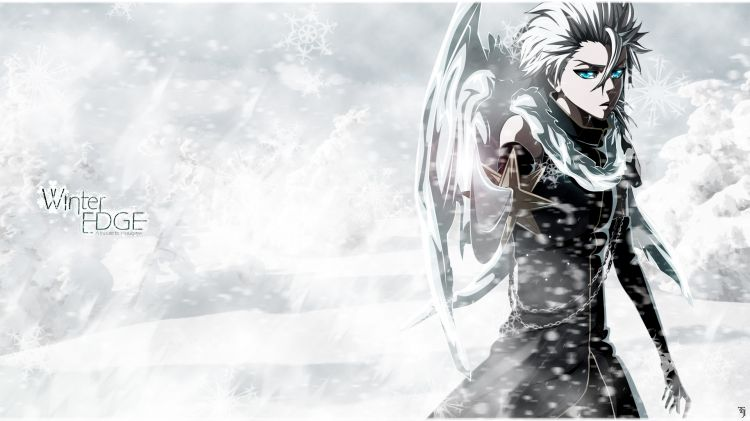 Wallpapers Manga Bleach Winter Edge