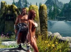 Fantasy and Science Fiction viking