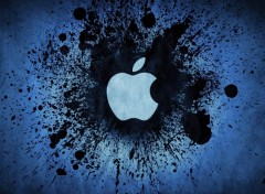 Informatique Logo Apple