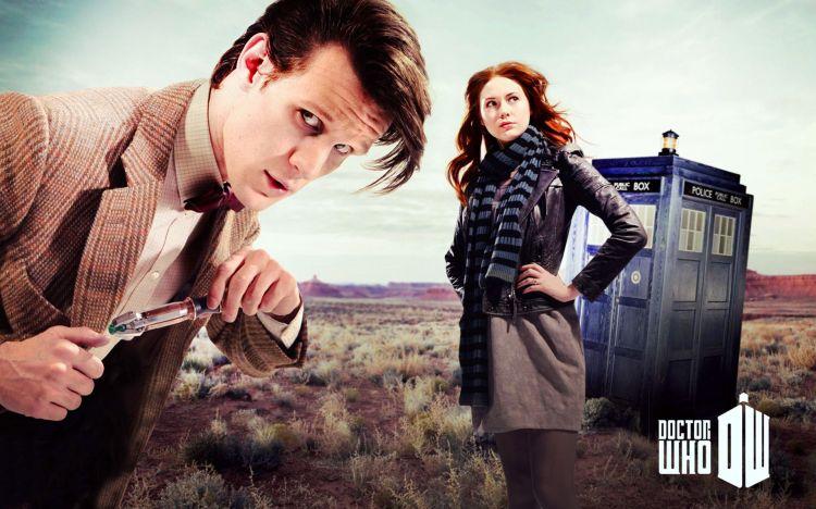 Fonds d'écran Séries TV Doctor Who Doctor Who