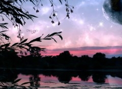 Wallpapers Digital Art Pleine lune