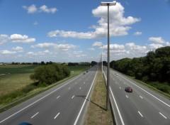 Constructions and architecture Autoroute E-42 Belgique